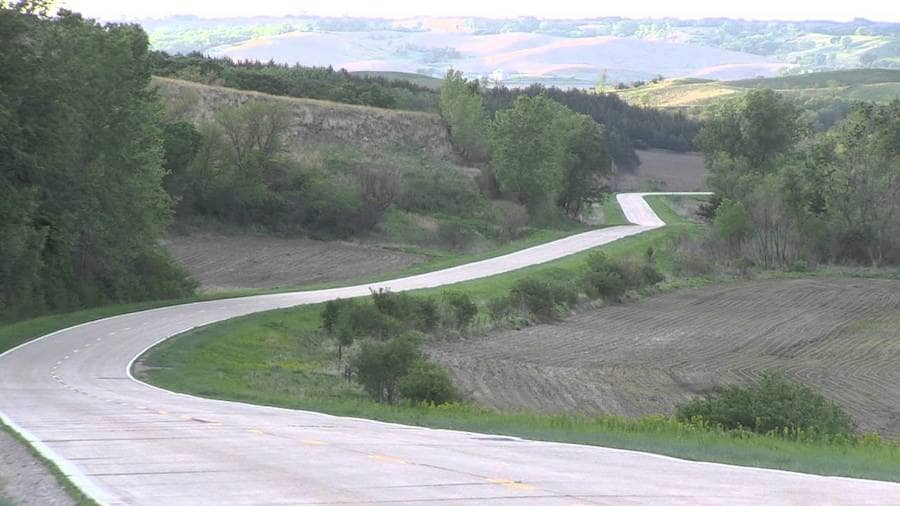 Loess Hills Scenic Byway Motorcycle Ride