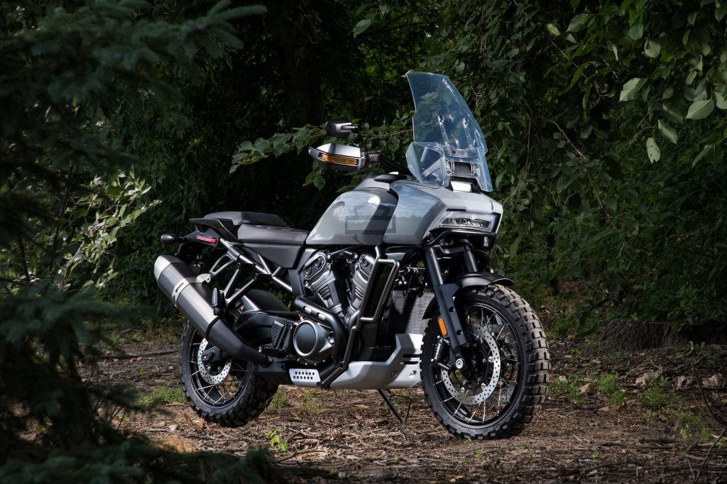 Harley-Davidson Pan America 1250 Adventure Bike